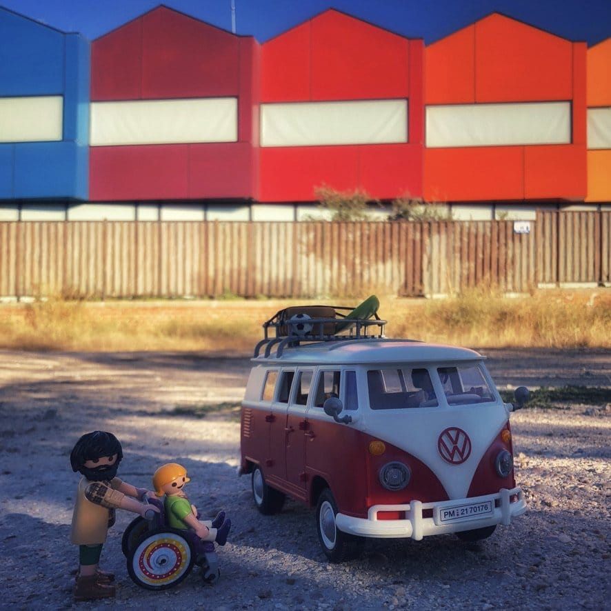Autobús de Playmobil